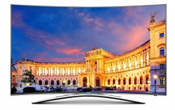 Curved TV als Bestenliste